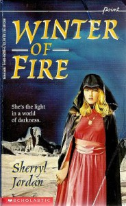 Winter of Fire - Sherryl Jordan