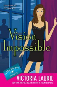 Vision Impossible  - Victoria Laurie