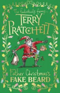 Father Christmas's Fake Beard - Terry Pratchett, Julian Rhind-tutt