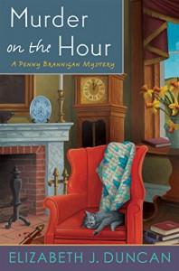 Murder on the Hour: A Penny Brannigan Mystery - Elizabeth J. Duncan