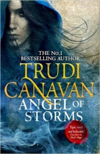 Angel of Storms (Millennium's Rule) - Trudi Canavan