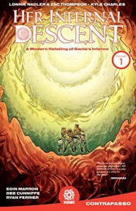 Her Infernal Descent Vol. 1: Contrapasso - Zac Thompson, Lonnie Nadler