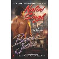Bonds of Justice  - Nalini Singh
