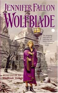 Wolfblade - Jennifer Fallon
