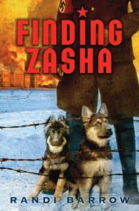 Finding Zasha - Randi Barrow