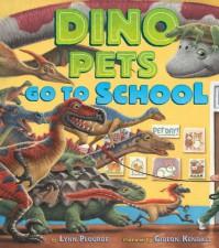 Dino Pets Go to School - Lynn Plourde