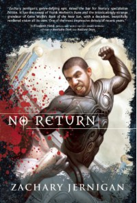No Return - Zachary Jernigan