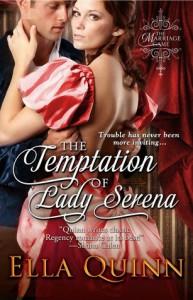 The Temptation of Lady Serena - Ella Quinn