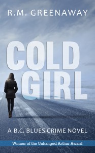 Cold Girl - R. M. Greenaway