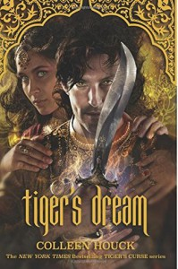 Tiger's Dream (The Tiger Saga #5) - Colleen Houck