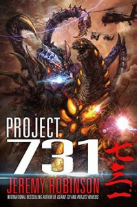 Project 731 (A Kaiju Thriller) - Jeremy Robinson