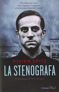La stenografa - M. Lunardelli, Viven Spitz