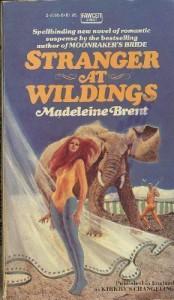 Stranger at Wildings - Madeleine Brent