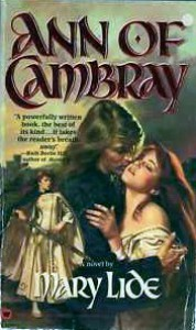 Ann of Cambray - Mary Lide