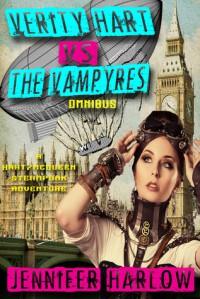 Verity Hart vs. the Vampyres Omnibus - Jennifer Harlow