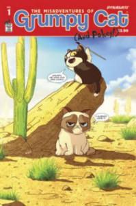 Grumpy Cat Volume 1 - Royal McGraw, Elliot Serrano, Ben Fisher, Steve Uy