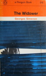 The Widower - Georges Simenon, Robert Baldick