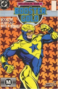 Showcase Presents: Booster Gold - Dan Jurgens, John Byrne, Al Vey, Ty Templeton
