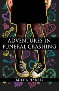 Adventures in Funeral Crashing: Funeral Crashing Series / A Kait Lenox Mystery: 1 - Milda Harris
