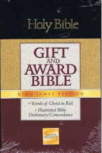 Holy Bible: King James Version - Anonymous