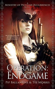 Operation: Endgame (Ministry of Peculiar Occurrences Book 6) (English Edition) - Philippa Ballantine, Jeanne H. Ballantine, William Morris
