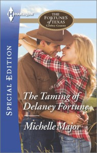 The Taming of Delaney Fortune - Michelle Major