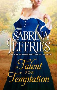 A Talent for Temptation (The Sinful Suitors) - Sabrina Jeffries