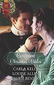 Convenient Christmas Brides - Carla Kelly, Louise Allen, Laurie Benson