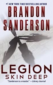 Legion: Skin Deep - Brandon Sanderson