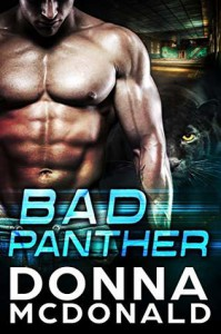 Bad Panther - Donna McDonald