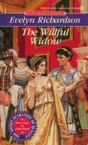 The Willful Widow (Signet Regency Romance) - Evelyn Richardson