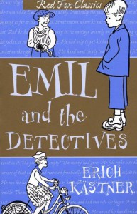 Emil and the Detectives - Erich Kästner, May Massee, Walter Trier