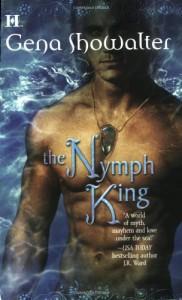 The Nymph King - Gena Showalter
