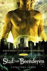 Stad van Beenderen (Kronieken van de onderwereld, #1) - Elsbeth Witt, Cassandra Clare