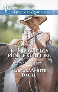 The Cowboy's Little Surprise - Barbara White Daille