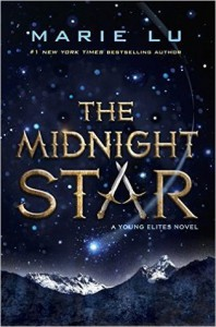 The Midnight Star (Young Elites Book 3) - Marie Lu