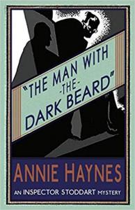 The Man With The Dark Beard - Annie Haynes, Curtis Evans