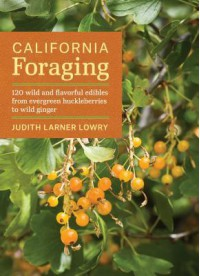 California Foraging: Easy-To-Find Wild Edibles from Coast Strawberries to Wild Spinach - Judith Lowry