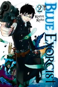 Blue Exorcist, Vol. 2 - Kazue Kato, Kazue Kato