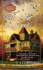 Night of the Living Deed - E.J. Copperman
