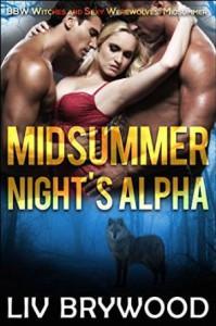 Midsummer Night's Alpha - Liv Brywood