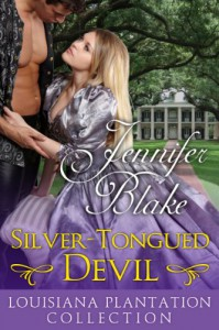Silver-Tongued Devil - Jennifer Blake