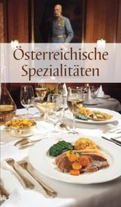 Österreichische Spezialitäten - Maria Wiesmüller