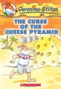 The Curse of the Cheese Pyramid - Elisabetta Dami, Matt Wolf, Larry Keys, Geronimo Stilton