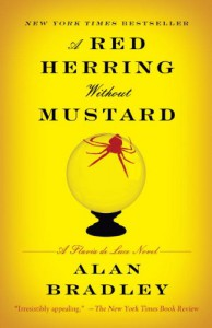 A Red Herring Without Mustard: A Flavia de Luce Novel - Alan Bradley