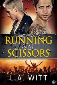 Running with Scissors - L.A. Witt