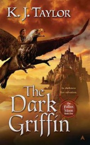 The Dark Griffin - K.J. Taylor