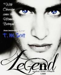 Legend (An Eros Sister's Novella) - T.M. Scott