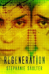 Regeneration - Stephanie Saulter