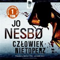 Człowiek - Nietoperz - Jo Nesbo, Iwona Zimnicka, Mariusz Bonaszewski